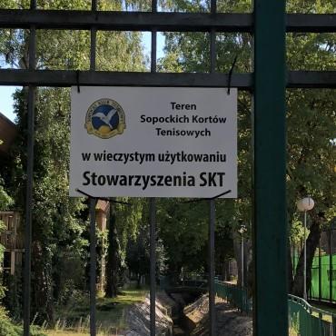 Publiczne pytania Sopot Tenis Klubu – kontynuacja