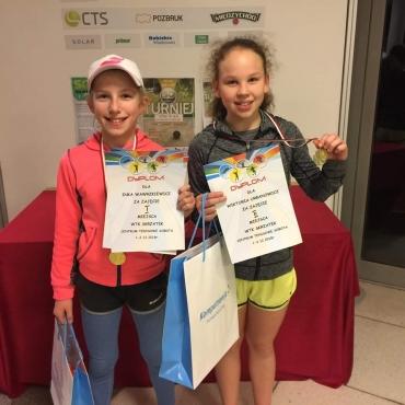 Inka wygrała turniej w Sobocie