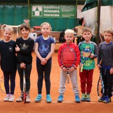 Zimowy Turniej Krasnali – Tenis 10