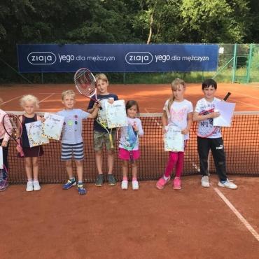 Wakacje z tenisem w Sopot Tenis Klubie.