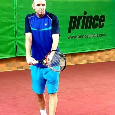 Andrzej Grusiecki – trener Sopot Tenis Klubu