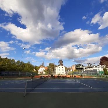 Zajęcia tenisowe