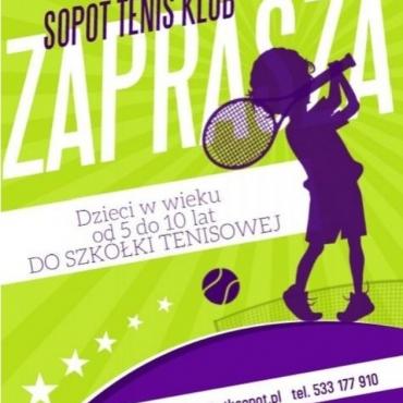 Zgłoszenia do szkółki tenisowej