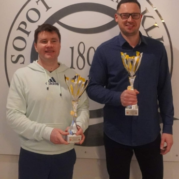Klubowy Męski Turniej Deblowy Przyjaciół Sopotu.