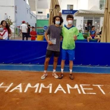 Marcel z sukcesem sportowym w Tunezji