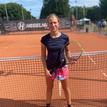 Inka – pierwszy półfinał w Tennis Europe Junior Tour