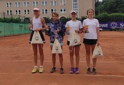 Sara i Hubert najlepsi w OTK Super Serii U14 – Sopot Cup.