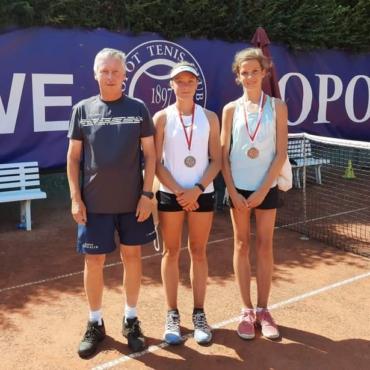Hania trzecia w OTK U14 – Sopot Cup