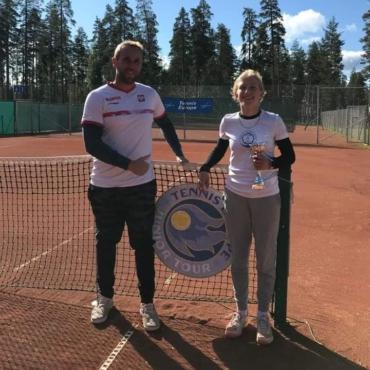 Inka – pierwszy wygrany turniej Tennis Europe U16 Verumaki Cup.